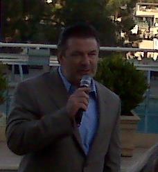 Alec Baldwin BEA 2008